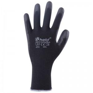 Ръкавици топени в полиуретан BUNTING BLACK