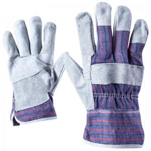 Ръкавици от кожа и плат GULL GULL