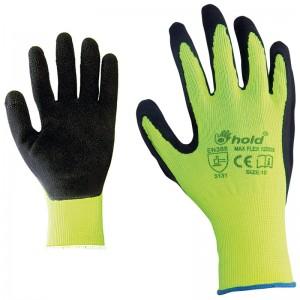 Ръкавици топени в латекс PALAVAN