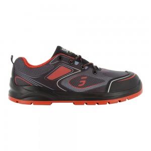 Работни обувки CADOR Червено
