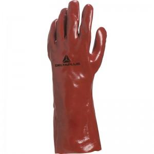 Ръкавици топени в латекс PVC7335