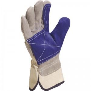Ръкавици от кожа и плат DS202RP