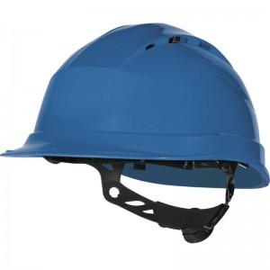 Защитна каска QUARTZ UP IV , синя