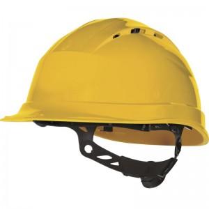 Защитна каска QUARTZ UP IV , жълта