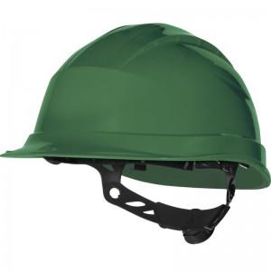 Защитна каска QUARTZ UP III , зелена