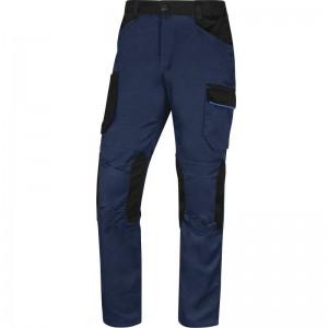 Работен панталон M2PA3 , тъмносиньо-кралско синьо