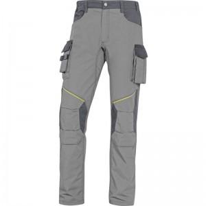Работен панталон MCPA2 , светло сив-тъмно сив