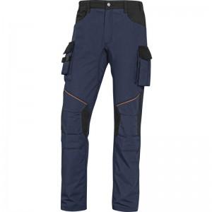 Работен панталон MCPA2 , тъмно синьо-черно