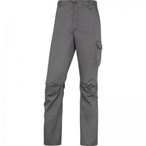 Работен панталон PANOSTRPA , сиво-черно