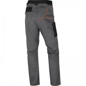 Работен панталон M2PW3 , сиво-оранжев