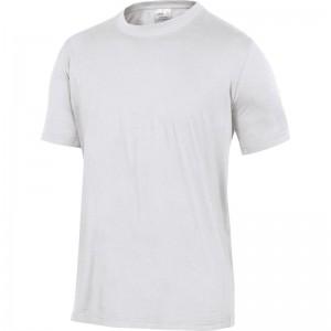 Памучна тениска NAPOLI , бяла