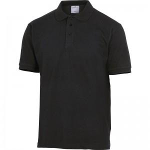Памучна тениска AGRA , черна