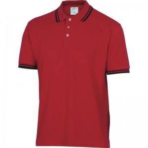 Памучна тениска AGRA , червена