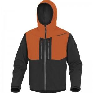 Софтшел яке HORTEN2, сиво-оранжево