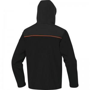 Софтшел яке HORTEN2, черно-оранжево