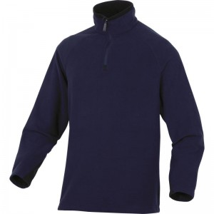 Поларена блуза ALMA , тъмно синьо