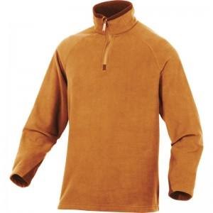 Поларена блуза ALMA , оранжева
