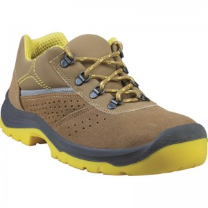 Работни обувки RIMINI4 S1P SRC, бежово-жълто