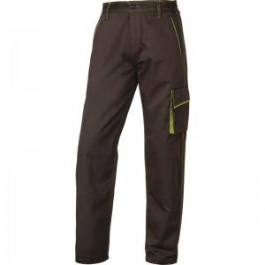 Работен панталон M6PAN, кафяво-зелено